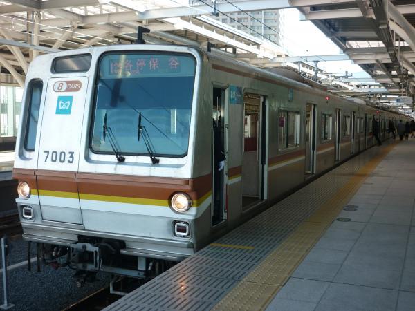 2014-12-26 メトロ7103F 各停保谷行き 6655レ