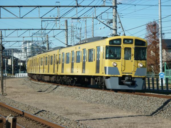2014-12-26 西武2063F 各停池袋行き 5106レ