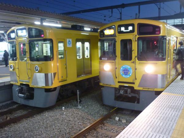 2014-12-26 西武2069F 9102F