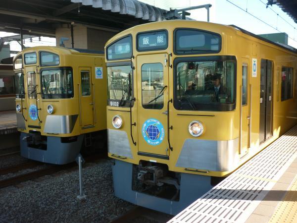 2014-12-26 西武9102F 9104F