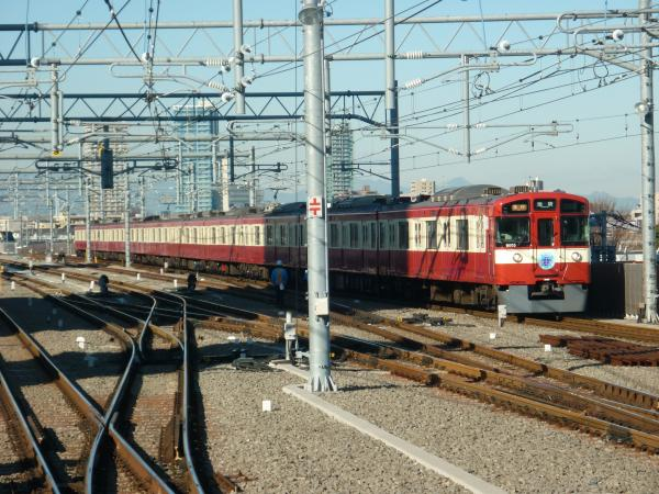 2014-12-26 西武9103F 急行池袋行き 2120レ