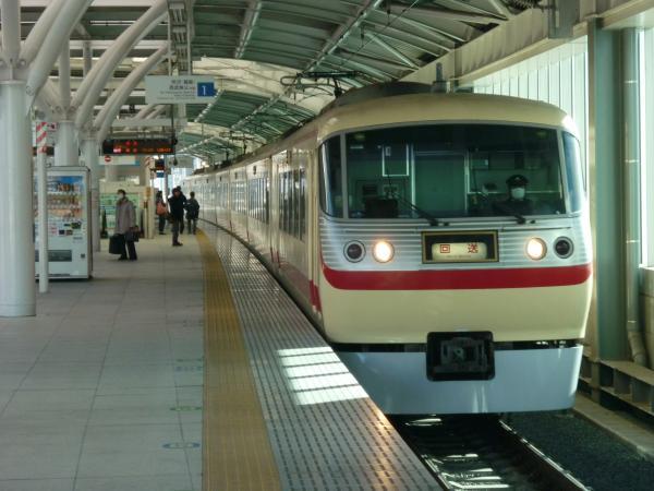 2014-12-26 西武10105F 回送1