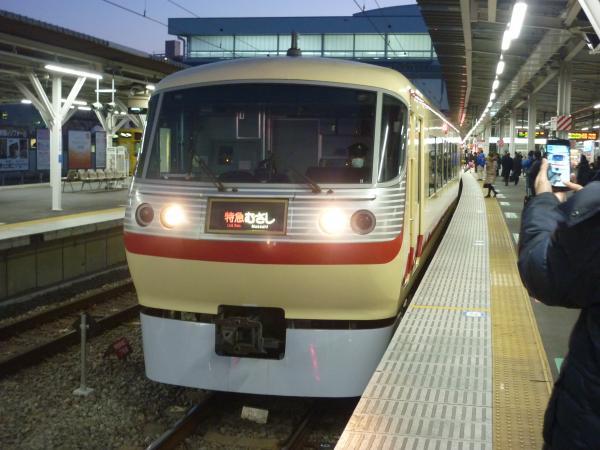 2014-12-26 西武10105F 特急池袋行き 34レ