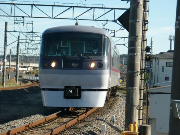 2014-12-26 西武10107F 特急西武秩父行き 15レ