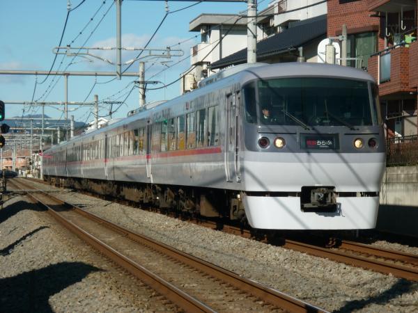 2014-12-26 西武10107F 特急池袋行き 22レ