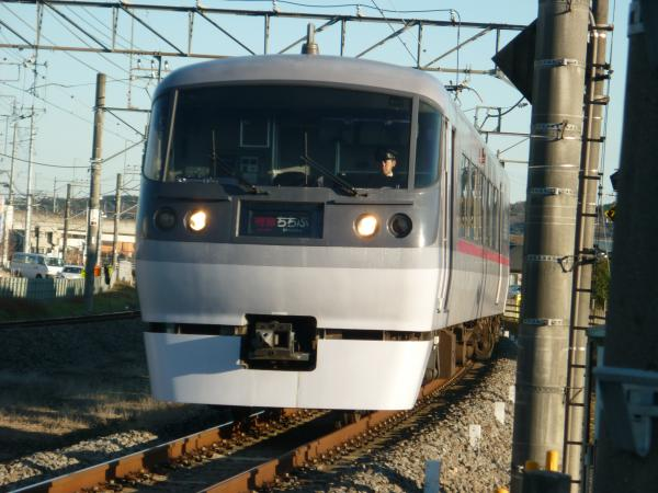 2014-12-26 西武10110F 特急西武秩父行き 19レ