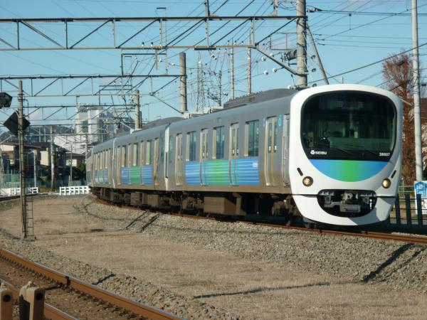 2014-12-26 西武32104F+38107F 回送