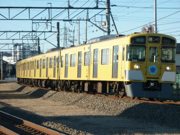2014-12-26 西武9108F 準急池袋行き 4122レ