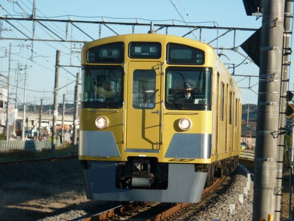 2014-12-26 西武2063F 各停飯能行き 5119レ