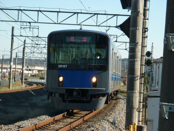 2014-12-27 西武20157F 回送