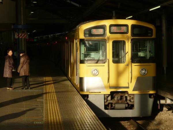 2014-12-28 西武2097F 各停所沢行き1 5309レ