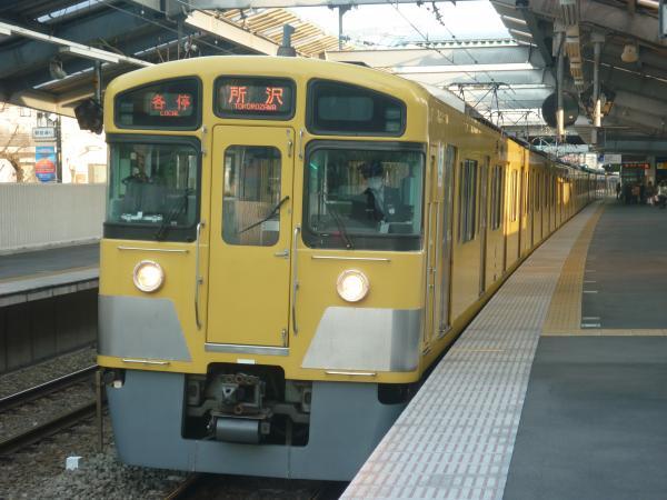 2014-12-28 西武2097F 各停所沢行き2 5309レ