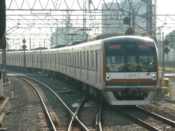 2014-12-30 メトロ10115F 各停新木場行き 6526レ