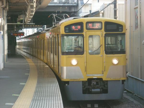 2014-12-30 西武2097F 各停所沢行き3 5303レ