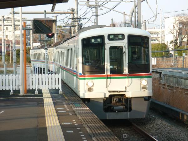 2014-12-30 西武4019F 各停飯能行き 5040レ