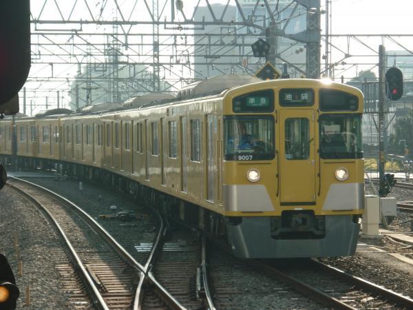 2014-12-30 西武9107F 準急池袋行き1 4126レ