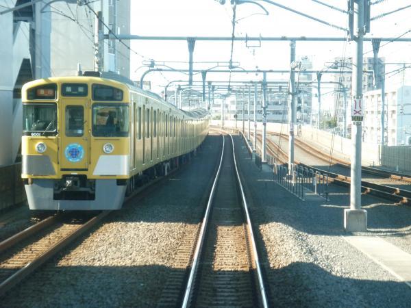 2014-01-13 西武9101F 急行飯能行き 2125レ