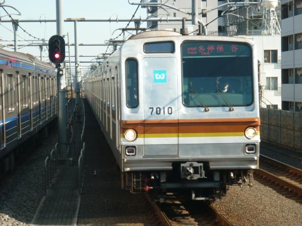2015-01-11 メトロ7110F 各停保谷行き 6359レ