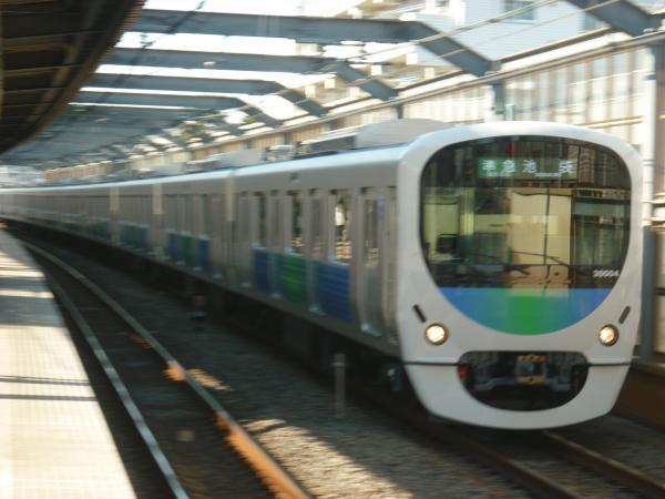 2015-01-11 西武30104F 準急池袋行き 4306レ
