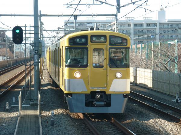 2014-01-13 西武2063F 各停池袋行き1