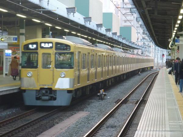 2014-01-18 西武2083F 各停豊島園行き