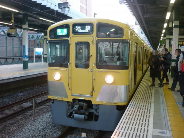 2014-01-18 西武2089F 準急池袋行き