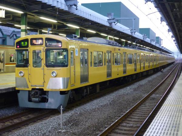 2013-12-28 西武2087F 準急池袋行き