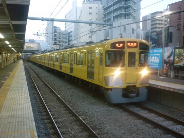 2014-01-18 西武2087F 各停豊島園行き