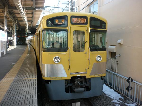2014-02-22 西武2087F 各停西武球場前行き4