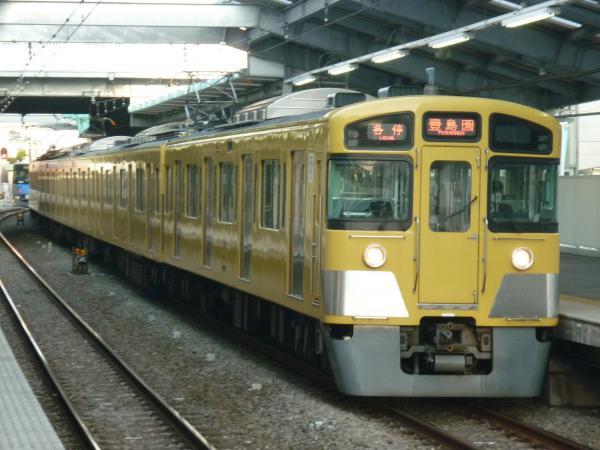2014-03-29 西武2087F 各停豊島園行き1 5495レ