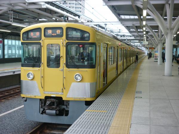 2014-12-20 西武2087F 各停保谷行き3 5707レ