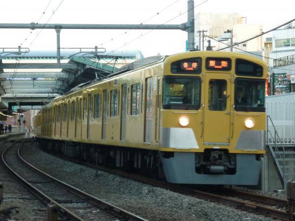 2014-12-23 西武2087F 各停飯能行き 5121レ