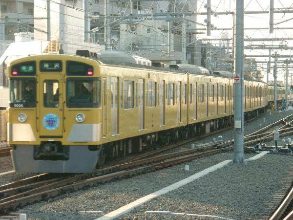 2014-01-18 西武9106F 準急所沢行き