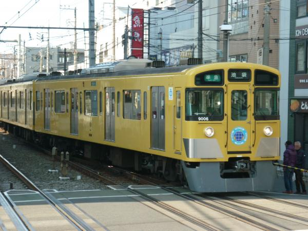 2014-01-18 西武9106F 準急池袋行き