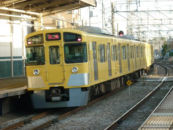 2013-12-28 西武2533F 回送