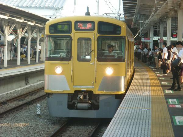 2014-07-25 西武2455F+2531F+2533F 準急池袋行き 4218レ
