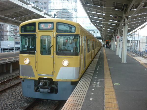 2014-08-18 西武2455F+2531F+2533F 準急池袋行き 4218レ