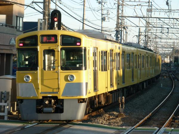 2014-12-27 西武2533F 回送