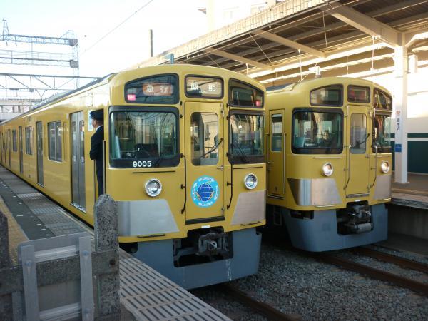 2014-12-27 西武9105F 2533F