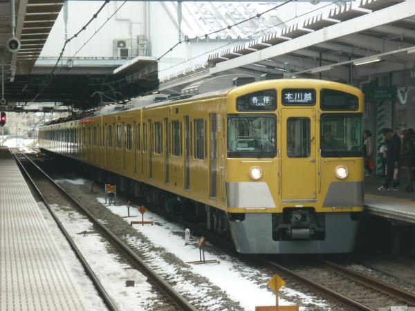 2014-02-11 西武2065F 各停本川越行き