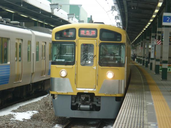 2014-02-11 西武2085F 各停豊島園行き4