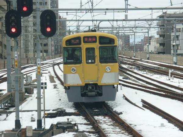 2014-02-11 西武2085F 各停豊島園行き5