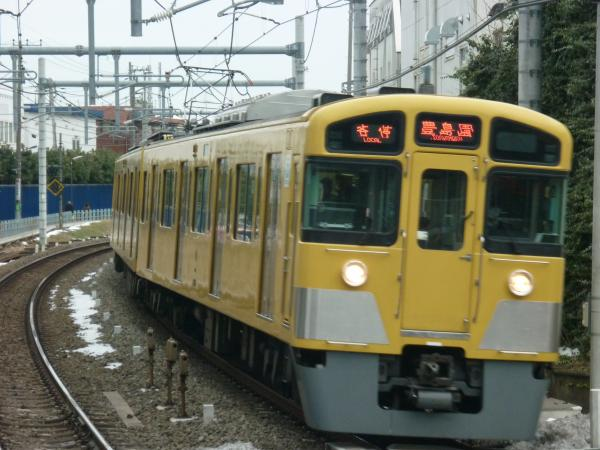 2014-02-11 西武2085F 各停豊島園行き6