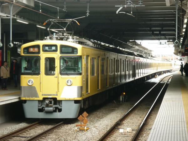 2014-02-11 西武2461F+2533F+2531F 急行池袋行き2