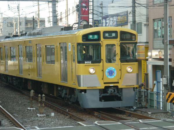 2014-02-01 西武9102F 準急池袋行き