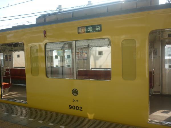 2014-02-01 西武9102F 側面写真