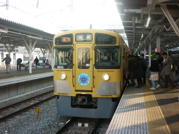 2014-02-01 西武9104F 急行池袋行き