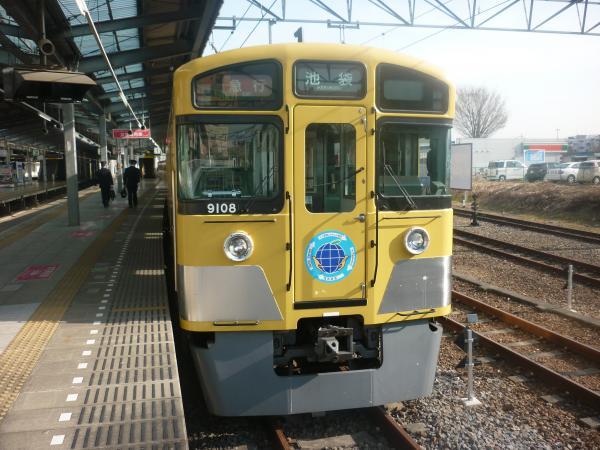 2014-02-01 西武9108F 急行池袋行き