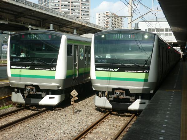2015-02-27 横浜線E233系 クラH022 H019