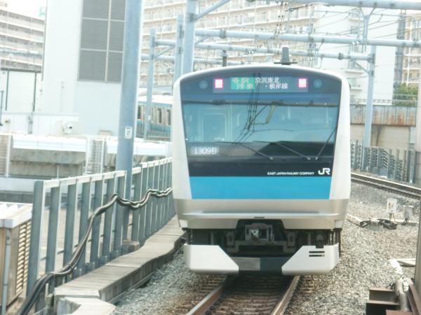 2015-02-27 京浜東北線E233系ウラ148編成 各駅停車磯子行き3
